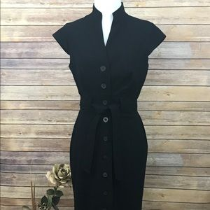 Calvin Klein button down-dress